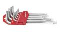 TORX šešiabriaunių raktų rinkinys